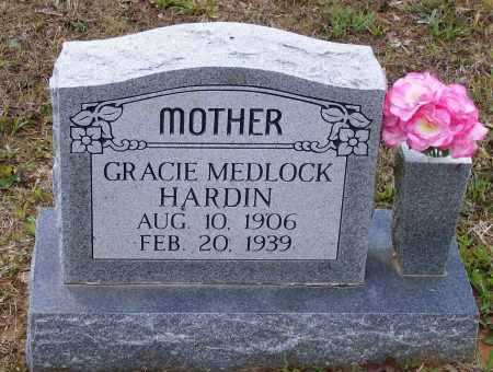 "MEDLOCK HARDIN, GRACE FRANCES ""GRACIE"" - Lawrence County, Arkansas 