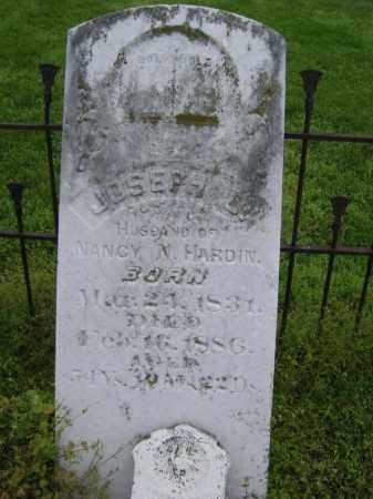 HARDIN, JOSEPH D. - Lawrence County, Arkansas | JOSEPH D. HARDIN - Arkansas Gravestone Photos