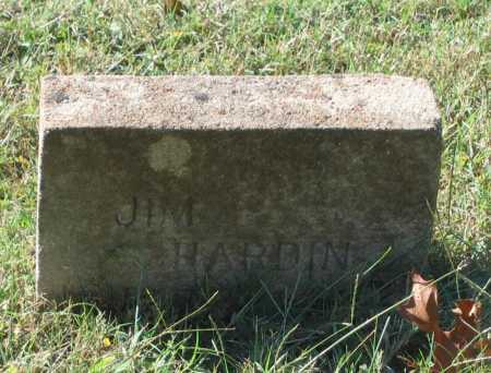 "HARDIN, JAMES ALFORD ""JIM"" - Lawrence County, Arkansas 