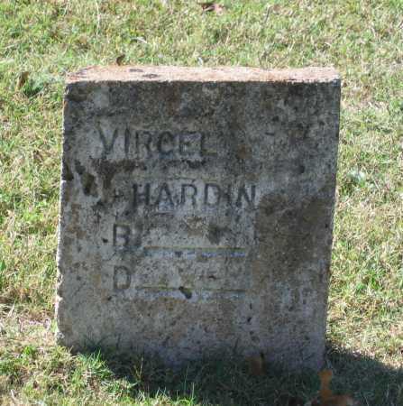 HARDIN, VIRGEL - Lawrence County, Arkansas | VIRGEL HARDIN - Arkansas Gravestone Photos