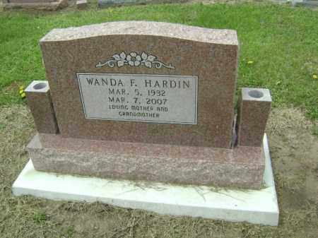 ADES, WANDA FERN - Lawrence County, Arkansas | WANDA FERN ADES - Arkansas Gravestone Photos
