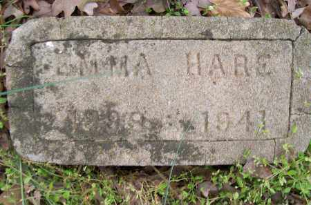 HARE, EMMA - Lawrence County, Arkansas | EMMA HARE - Arkansas Gravestone Photos