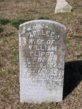 LAMB, PARALEE J. - Lawrence County, Arkansas | PARALEE J. LAMB - Arkansas Gravestone Photos