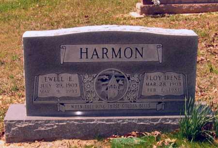 HARMON, FLOY IRENE - Lawrence County, Arkansas | FLOY IRENE HARMON - Arkansas Gravestone Photos