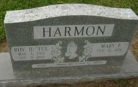 "HARMON, ROY H. ""TEX"" - Lawrence County, Arkansas 