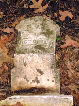 HARMON, VICTORIA B. - Lawrence County, Arkansas | VICTORIA B. HARMON - Arkansas Gravestone Photos