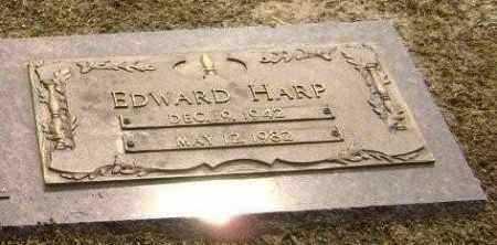 HARP, EDWARD NOEL - Lawrence County, Arkansas | EDWARD NOEL HARP - Arkansas Gravestone Photos