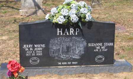 HARP, JERRY WAYNE - Lawrence County, Arkansas | JERRY WAYNE HARP - Arkansas Gravestone Photos