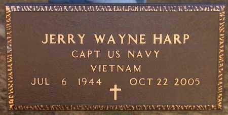 HARP (VETERAN VIET), JERRY WAYNE - Lawrence County, Arkansas | JERRY WAYNE HARP (VETERAN VIET) - Arkansas Gravestone Photos