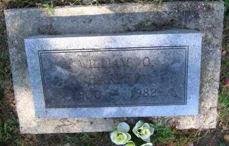 HARPER, WILLIAM OTIS - Lawrence County, Arkansas | WILLIAM OTIS HARPER - Arkansas Gravestone Photos