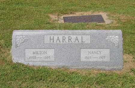 HARRAL, NANCY - Lawrence County, Arkansas | NANCY HARRAL - Arkansas Gravestone Photos