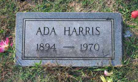 CAMPBELL HARRIS, ADA - Lawrence County, Arkansas | ADA CAMPBELL HARRIS - Arkansas Gravestone Photos