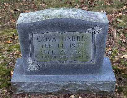 "HARRIS, JOCOVA C. ""COVA"" - Lawrence County, Arkansas 