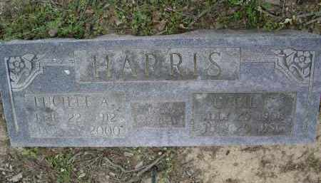CRIDER HARRIS, LUCILLE A. - Lawrence County, Arkansas | LUCILLE A. CRIDER HARRIS - Arkansas Gravestone Photos