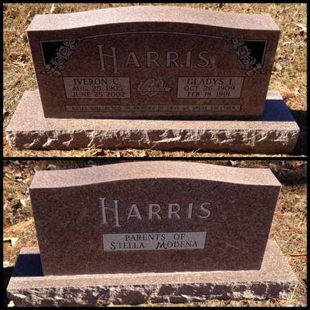 HARRIS, GLADYS I. - Lawrence County, Arkansas | GLADYS I. HARRIS - Arkansas Gravestone Photos