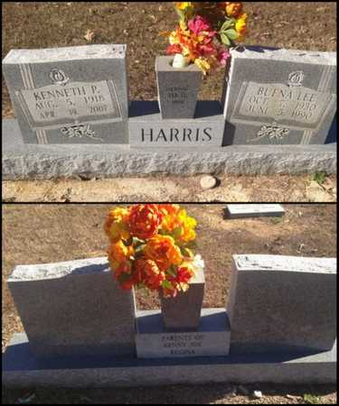 HARRIS, KENNETH PRESTON - Lawrence County, Arkansas | KENNETH PRESTON HARRIS - Arkansas Gravestone Photos