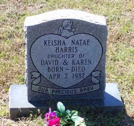 HARRIS, KEISHA NATAE - Lawrence County, Arkansas | KEISHA NATAE HARRIS - Arkansas Gravestone Photos