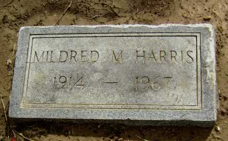 HARRIS, MILDRED MAE - Lawrence County, Arkansas | MILDRED MAE HARRIS - Arkansas Gravestone Photos