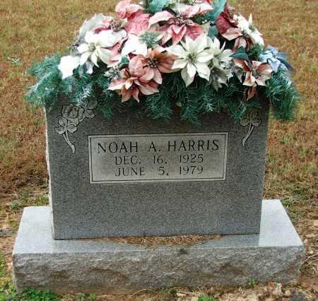 HARRIS, NOAH ALBERT - Lawrence County, Arkansas | NOAH ALBERT HARRIS - Arkansas Gravestone Photos
