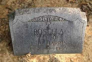 BROWN HARRIS, ROSELLA E. - Lawrence County, Arkansas | ROSELLA E. BROWN HARRIS - Arkansas Gravestone Photos