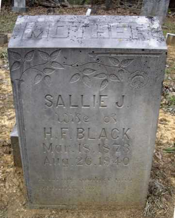 "HARRISON, SARAH J. ""SALLIE"" - Lawrence County, Arkansas 