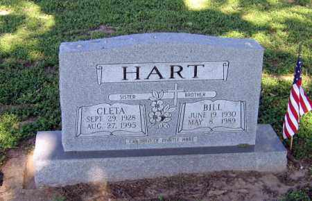 HART, BILL JOHN - Lawrence County, Arkansas | BILL JOHN HART - Arkansas Gravestone Photos