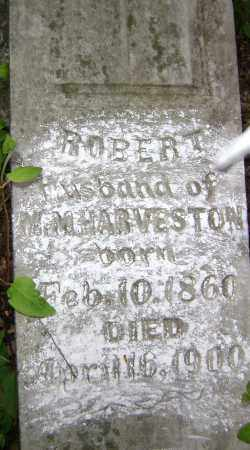 HARVESTON, ROBERT - Lawrence County, Arkansas | ROBERT HARVESTON - Arkansas Gravestone Photos