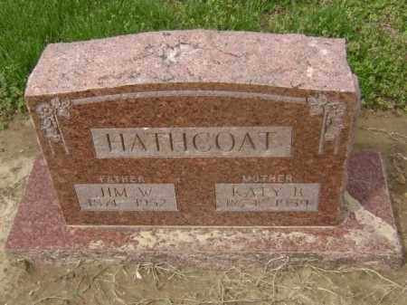 "HATHCOAT, JR., JAMES W. ""JIM"" - Lawrence County, Arkansas 