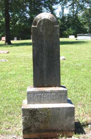HATHCOAT (VETERAN CSA), JOHN WESTLEY - Lawrence County, Arkansas | JOHN WESTLEY HATHCOAT (VETERAN CSA) - Arkansas Gravestone Photos