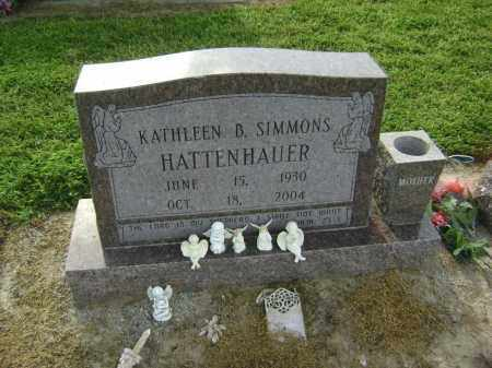 SIMMONS, KATHLEEN - Lawrence County, Arkansas | KATHLEEN SIMMONS - Arkansas Gravestone Photos