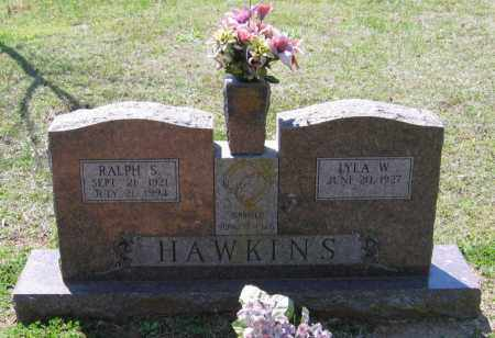 HAWKINS, LYLA W. - Lawrence County, Arkansas | LYLA W. HAWKINS - Arkansas Gravestone Photos