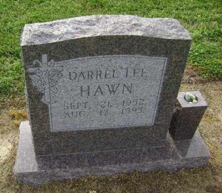 HAWN, DARRELL LEE - Lawrence County, Arkansas | DARRELL LEE HAWN - Arkansas Gravestone Photos