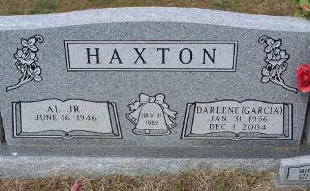 HAXTON, DARLENE - Lawrence County, Arkansas | DARLENE HAXTON - Arkansas Gravestone Photos