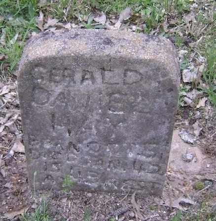 HAY, GERALD DANIEL - Lawrence County, Arkansas | GERALD DANIEL HAY - Arkansas Gravestone Photos
