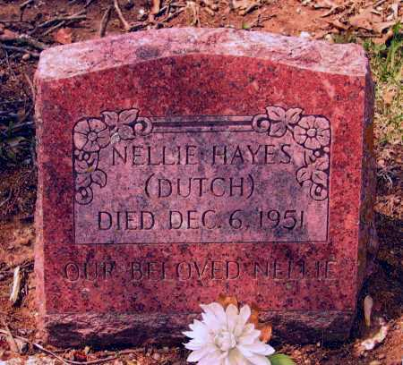 "HAYES, NELLIE ""DUTCH"" - Lawrence County, Arkansas 