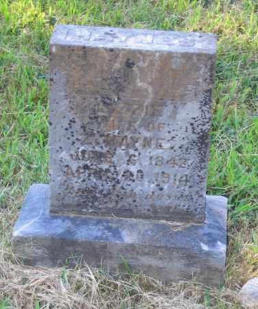 "HAYNES, ELIZABETH F. ""LIZZIE"" - Lawrence County, Arkansas | ELIZABETH F. ""LIZZIE"" HAYNES - Arkansas Gravestone Photos"