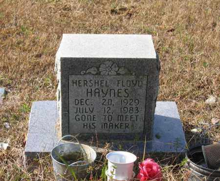 HAYNES, HERSHEL FLOYD - Lawrence County, Arkansas | HERSHEL FLOYD HAYNES - Arkansas Gravestone Photos