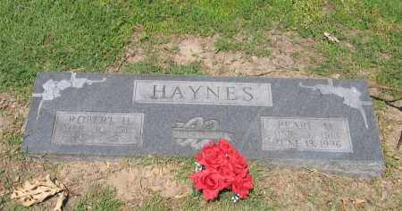 HAYNES, PEARL MAE - Lawrence County, Arkansas | PEARL MAE HAYNES - Arkansas Gravestone Photos