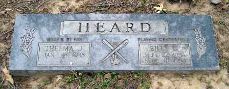 HEARD, BILLY G. - Lawrence County, Arkansas | BILLY G. HEARD - Arkansas Gravestone Photos