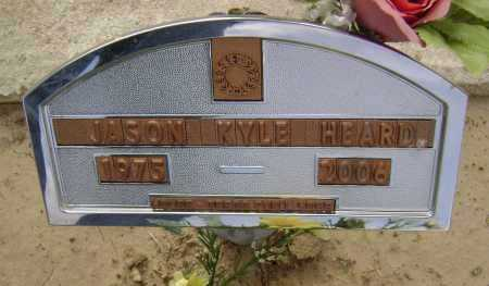 HEARD, JASON KYLE - Lawrence County, Arkansas | JASON KYLE HEARD - Arkansas Gravestone Photos
