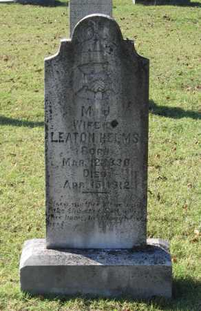 HELMS, MARY JANE - Lawrence County, Arkansas | MARY JANE HELMS - Arkansas Gravestone Photos