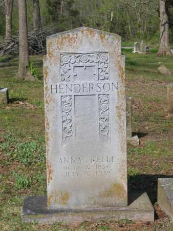 HENDERSON, ANNA BELLE - Lawrence County, Arkansas | ANNA BELLE HENDERSON - Arkansas Gravestone Photos