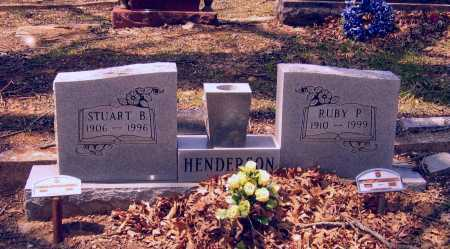 HENDERSON, RUBY P. - Lawrence County, Arkansas | RUBY P. HENDERSON - Arkansas Gravestone Photos