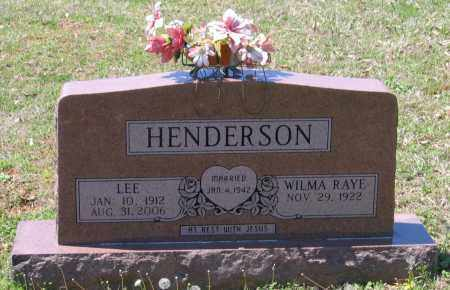 HENDERSON, LEE - Lawrence County, Arkansas | LEE HENDERSON - Arkansas Gravestone Photos