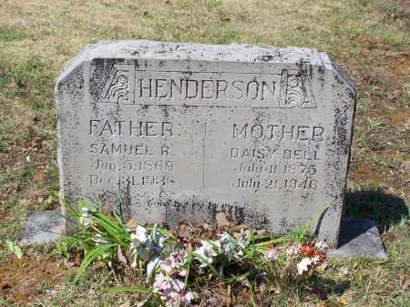 HENDERSON, SAMUEL R. - Lawrence County, Arkansas | SAMUEL R. HENDERSON - Arkansas Gravestone Photos