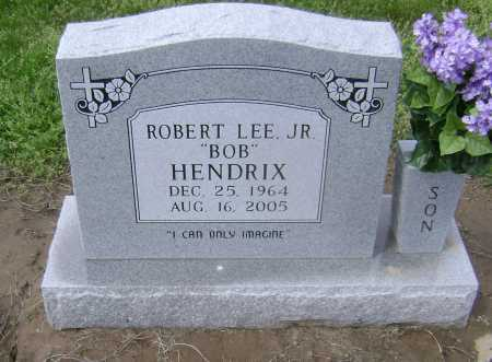"HENDRIX, JR, ROBERT LEE ""BOB"" - Lawrence County, Arkansas 