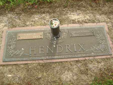 "HENDRIX, JR, CHARLES FRANKLIN ""DUDE"" - Lawrence County, Arkansas 