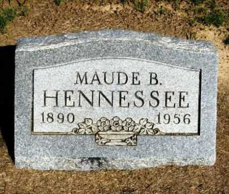 BOTTOM HENNESSEE, LELIA MAUDE - Lawrence County, Arkansas | LELIA MAUDE BOTTOM HENNESSEE - Arkansas Gravestone Photos