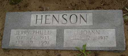 HENSON, JERRY PHILLIP - Lawrence County, Arkansas | JERRY PHILLIP HENSON - Arkansas Gravestone Photos