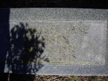 MATTHEWS HERREN, MARGARET JANE - Lawrence County, Arkansas | MARGARET JANE MATTHEWS HERREN - Arkansas Gravestone Photos